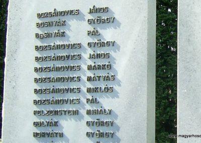 Pécsudvard világháborús emlékmű 2018.05.24. küldő-Bagoly andrás (3)