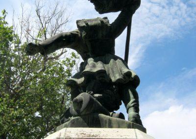 Pécsvárad I. világháborús emlékmű 2016. 07.15. küldő-Emese (4)