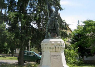 Pécsvárad I. világháborús emlékmű 2016. 07.15. küldő-Emese