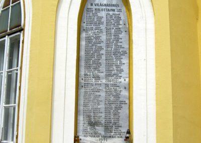 Pécsvárad II. világháborús emléktábla 2016.07.15. küldő-Emese (2)