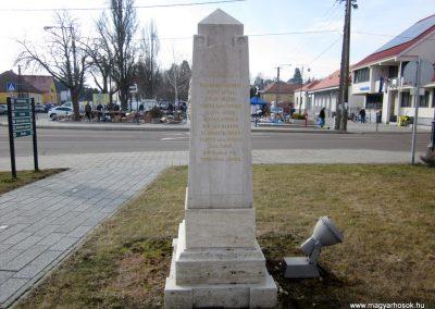 Pétervására I. világháborús emlékmű 2019.02.15. küldő-Bóta Sándor (7)