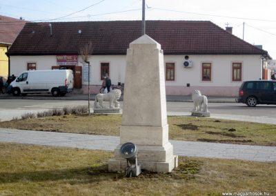 Pétervására I. világháborús emlékmű 2019.02.15. küldő-Bóta Sándor (9)