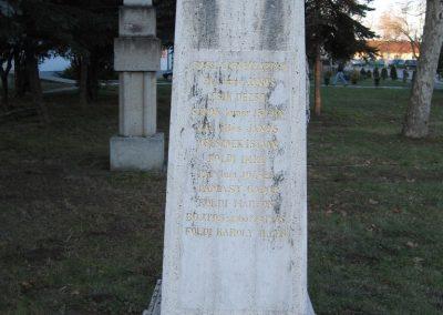 Pétervására I.vh emlékmű 2007.12.04. küldő-Kályhás (2)