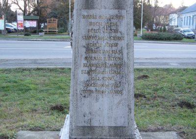 Pétervására I.vh emlékmű 2007.12.04. küldő-Kályhás (3)