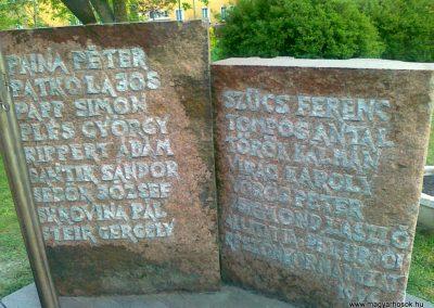 Pétfürdő II.vh emlékmű 2011.04.18. küldő-Csiszár Lehel (3)