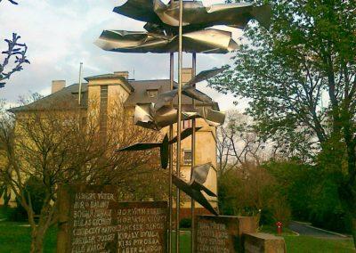 Pétfürdő II.vh emlékmű 2011.04.18. küldő-Csiszár Lehel (5)