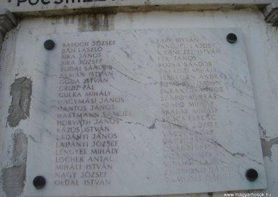 Pócsmegyer világháborús emlékhely 2008.07.05.küldő-Huszár Peti (3)
