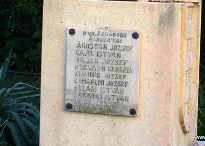 Pókaszepetk világháborús emlékmű 2007.07.25. küldő-HunMi (7)
