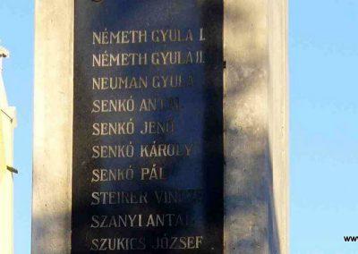 Pókaszepetk világháborús emlékmű 2007.07.25. küldő-HunMi (9)
