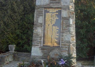Pósfa II.vh emlékmű 2009.01.07.küldő-gyurkusz (1)