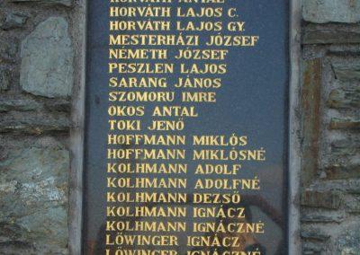 Pósfa II.vh emlékmű 2009.01.07.küldő-gyurkusz (2)
