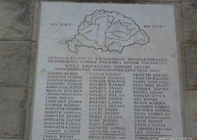 Pölöske világháborús emlékmű 2009.04.12.küldő-Sümec (2)