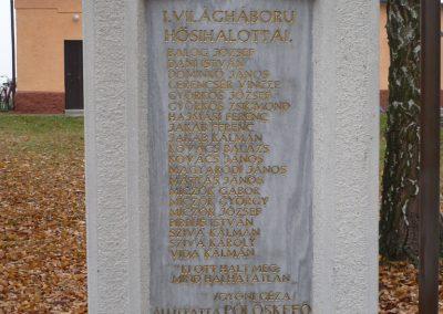 Pölöskefő világháborús emlékmű 2009.11.21.küldő-Sümec (1)