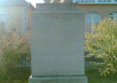 Püspökhatvan I.vh emlékmű 2007.12.10. küldő-Ágca (2)