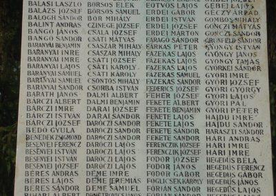 Püspökladány világháborús emlékmű 2009.05.16. küldő-Huszár Peti (3)