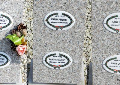 Pacsa felújított I. világháborús emlékmű 2017.03.25. küldő-Huber Csabáné (10)
