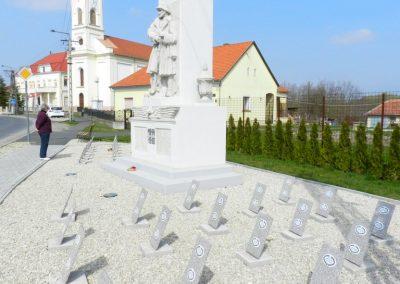 Pacsa felújított I. világháborús emlékmű 2017.03.25. küldő-Huber Csabáné (12)