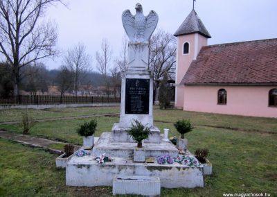 Pamlény világháborús emlékmű 2014.02.15. küldő-kalyhas (2)