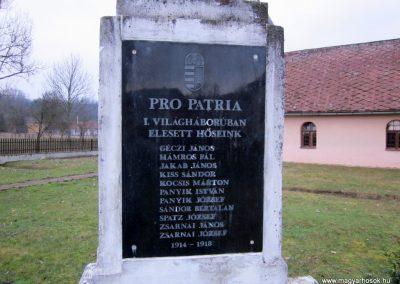 Pamlény világháborús emlékmű 2014.02.15. küldő-kalyhas (4)