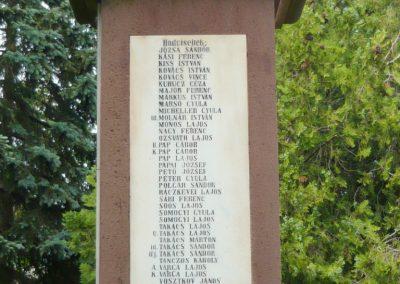 Papkeszi világháborús emlékmű 2010.05.30. küldő-Ágca (10)