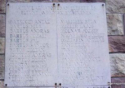 Parád II. világháborús emlékmű 2017.09.20. küldő-kalyhas (4)