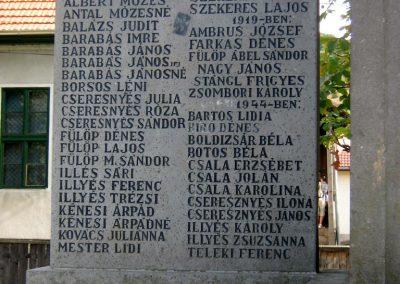 Parajd világháborús emlékmű 2011.09.20. küldő-Mónika39 (3)