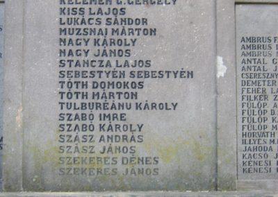 Parajd világháborús emlékmű 2011.09.20. küldő-Mónika39 (5)