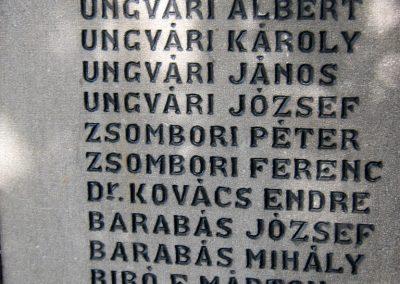 Parajd világháborús emlékmű 2011.09.20. küldő-Mónika39 (6)