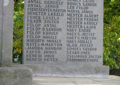 Parajd világháborús emlékmű 2011.09.20. küldő-Mónika39 (7)