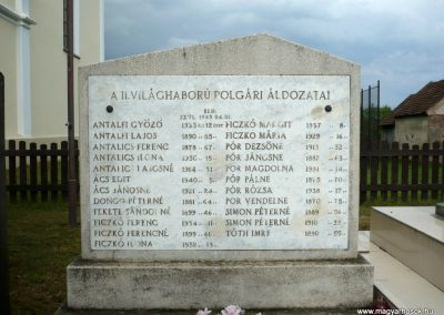 Pat világháborús emlékmű 2013.05.26. küldő-Sümec (12)
