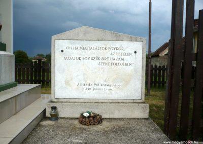 Pat világháborús emlékmű 2013.05.26. küldő-Sümec (14)