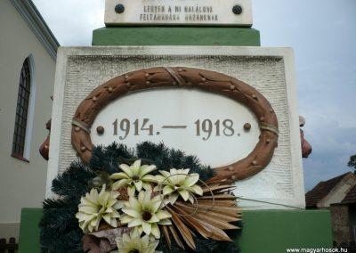 Pat világháborús emlékmű 2013.05.26. küldő-Sümec (7)