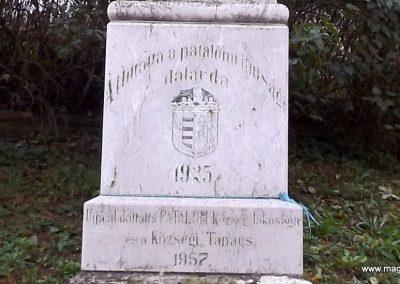 Patalom világháborús emlékmű 2014.10.26. küldő-kalyhas (4)
