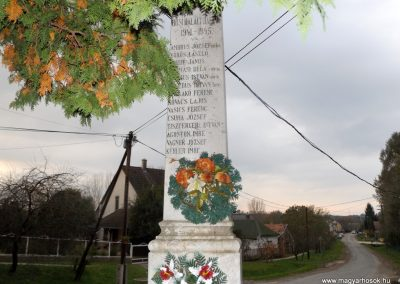 Patalom világháborús emlékmű 2014.10.26. küldő-kalyhas (6)