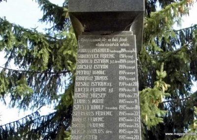 Perbete I. világháborús emlékmű 2013.09.15. küldő-Méri (3)