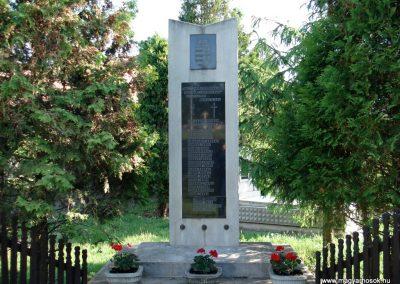 Pere II.vh emlékmű 2011.05.17. küldő-megtorló