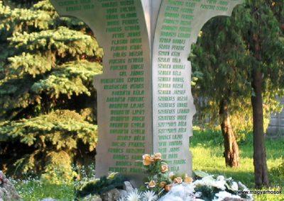 Pered hősi emlékmű 2013.08.04. küldő-Bagoly András (2)