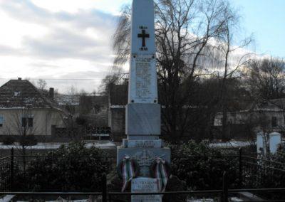 Perenye világháborús emlékmű 2009.01.16.küldő-gyurkusz