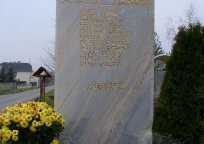 Pereszteg II.vh emlékmű 2009.12.02. küldő-HunMi (5)