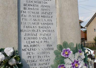 Perkupa világháborús emlékmű 2009.05.11.küldő-Gombóc Arthur (1)