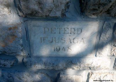 Peterd I. világháborús emlékmű 2014.08.29. küldő-KRYSZ (4)