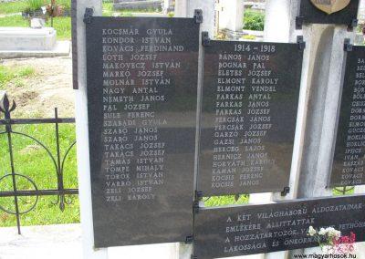 Pethőhenye világháborús emlékmű 2008.07.17.küldő-HunMi (1)