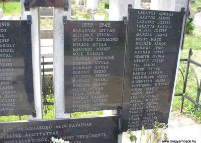 Pethőhenye világháborús emlékmű 2008.07.17.küldő-HunMi (2)