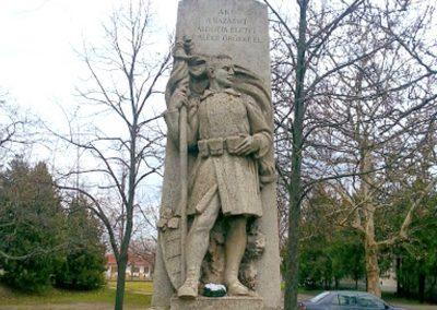 Pilis I. világháborús emlékmű 2014.03.16. küldő-Méri (1)