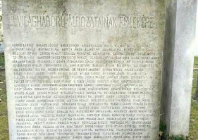 Pilis II. világháborús emlékmű 2014.03.16. küldő-Méri (1)