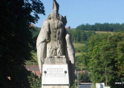 Piliscsaba I.vh emlékmű 2008.06.28. küldő-Huszár Peti (2)