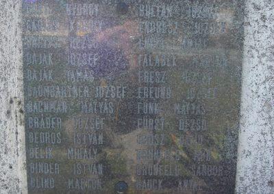 Piliscsaba I.vh emlékmű 2008.06.28. küldő-Huszár Peti (5)