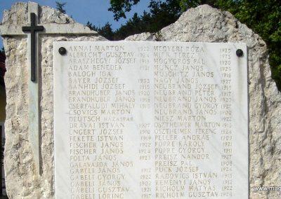 Pilisszentiván hősi emlékmű 2008.04.21. küldő-Huszár Peti (10)