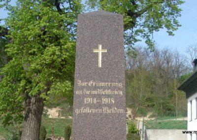 Pilisszentiván hősi emlékmű 2008.04.21. küldő-Huszár Peti (3)