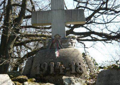 Pilisszentkereszt-Dobogókő világháborús emlékmű 2010.04.17. küldő-Ágca (2)